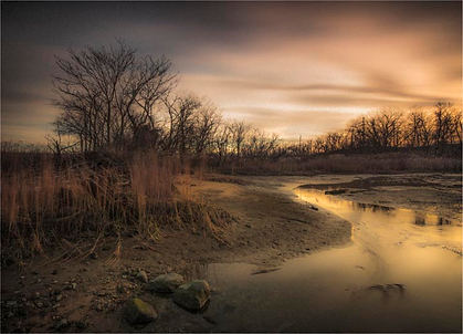The Emptying Creek