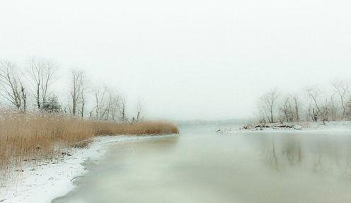 Winter Hemstead Harbor