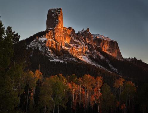 Chimmney Rock Colorado
