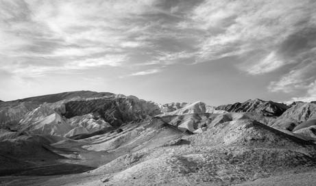 Death Valley Badlands