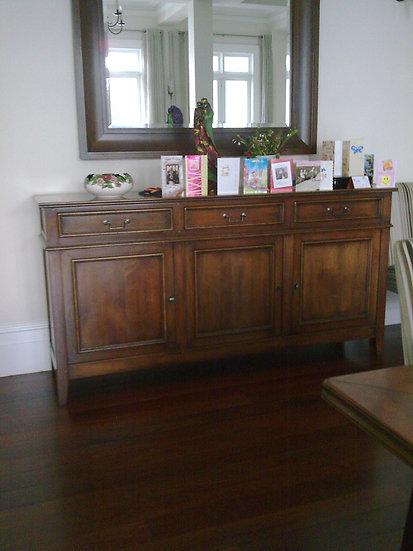 3 door 3 drawer Buffet