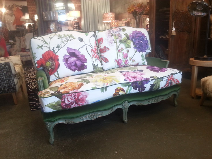 Beauledaire Canape- 2 seater settee