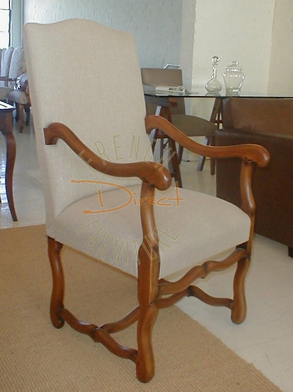 Louis XIII Carver chair