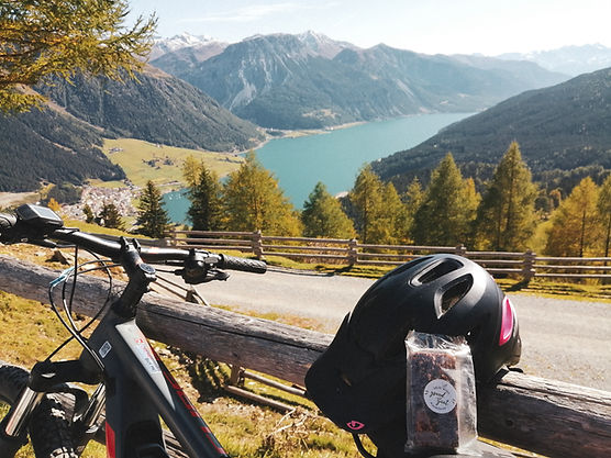 Hotel das Gerstl Fahrrad Gsund und Guat.