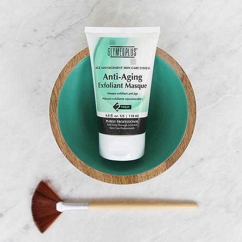 *Anti Aging Exfoliant Masque - 4 oz
