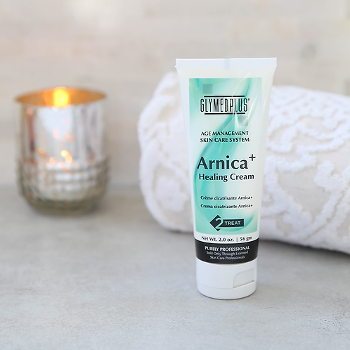 *Arnica+ Healing Cream - 2 oz