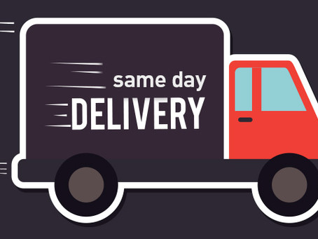 Same Day Delivery Trends and Statistics