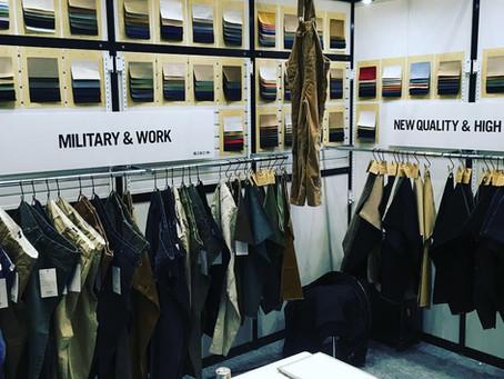 Premium Textile Japan 2019A/W 出展