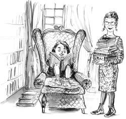 More Books For Matilda