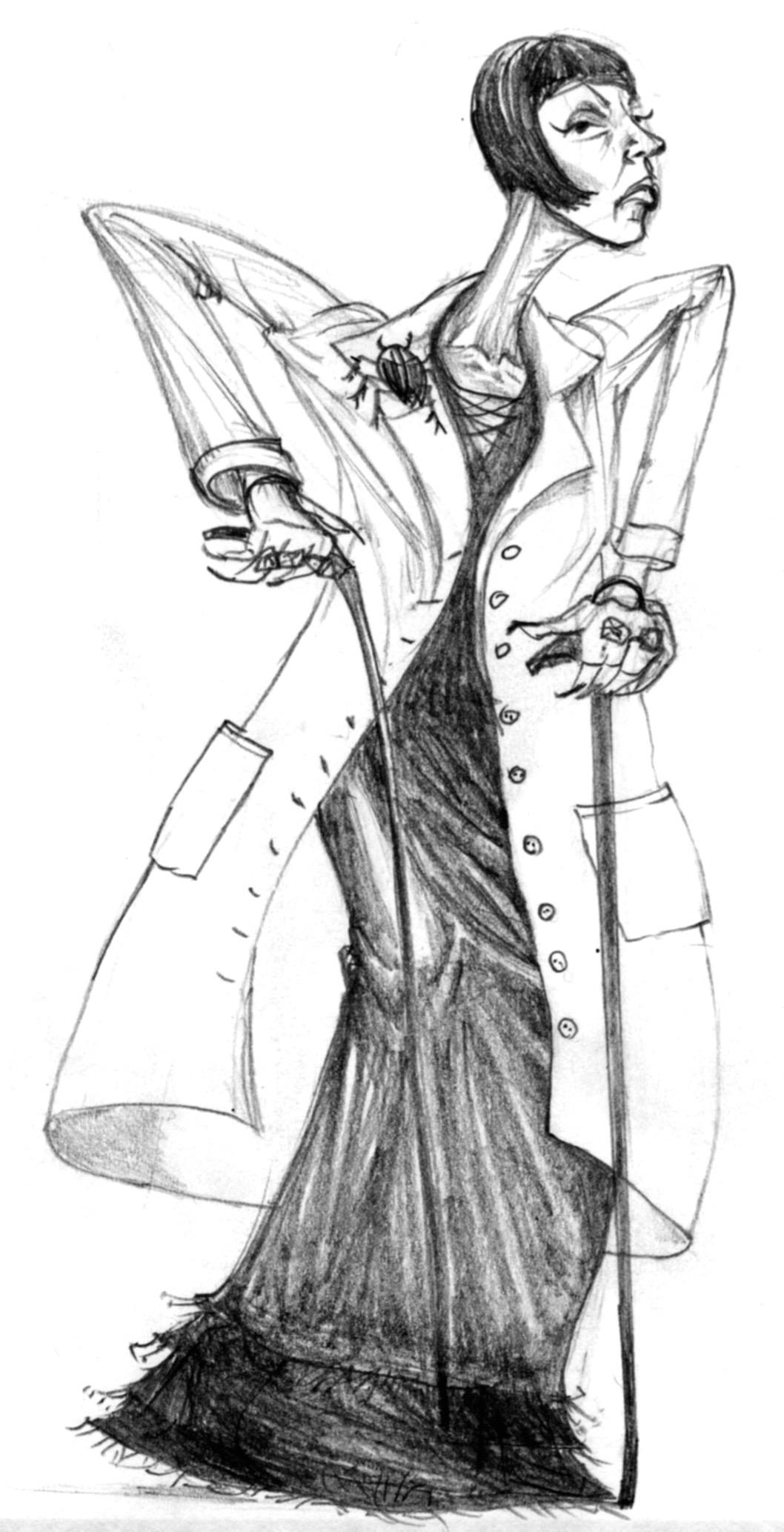 Lucretia Cutter