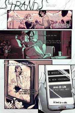 """Strands"", short story"