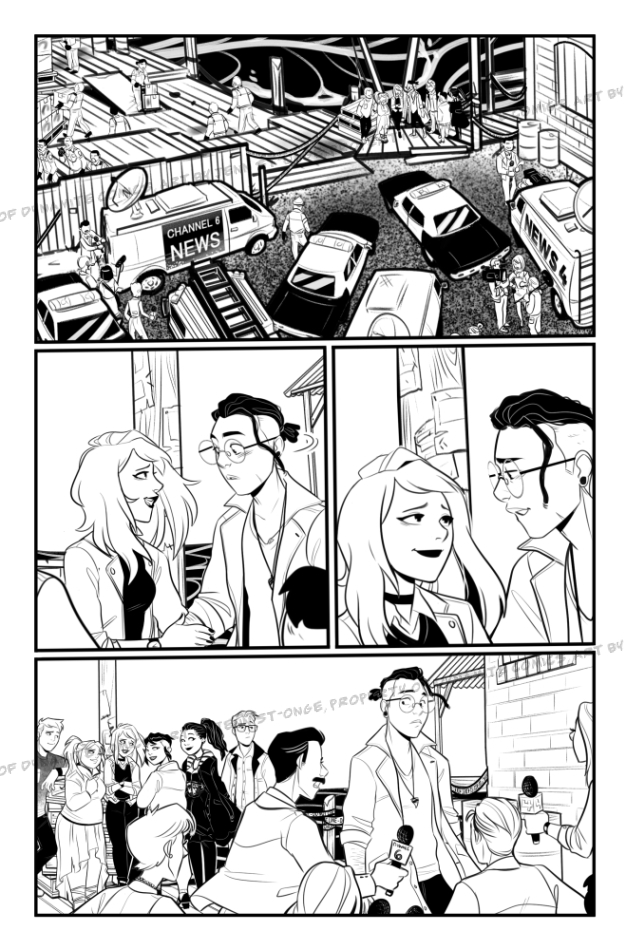 Inks sample, issue #5