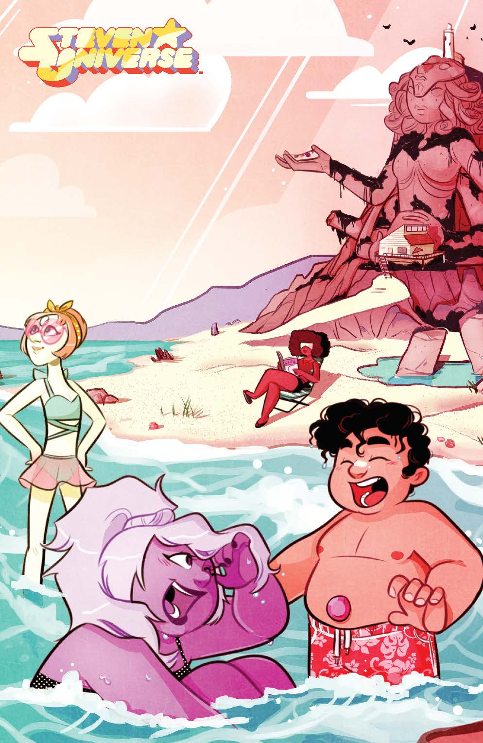 """Steven Universe"" issue 2 variant"