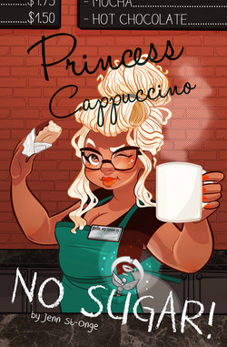 """Princess Cappuccino"" cover"