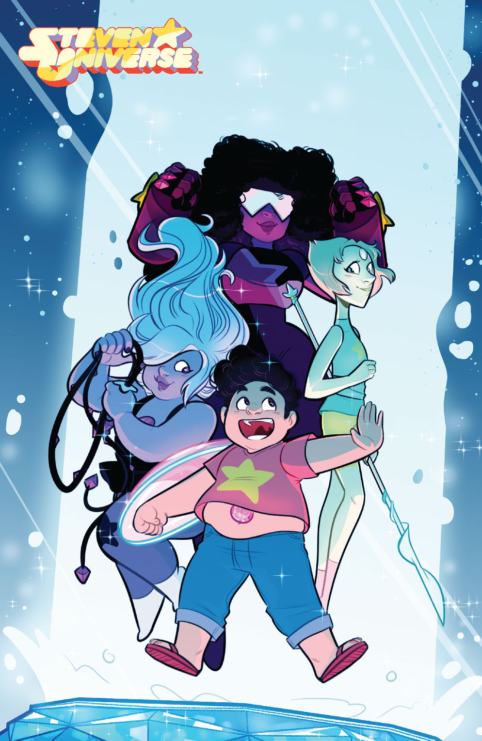 """Steven Universe"" issue 1 variant"