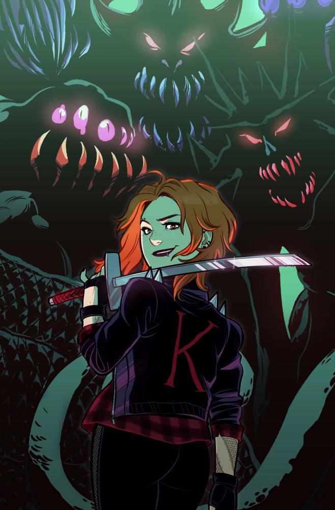 """Calamity Kate"" #3 variant"