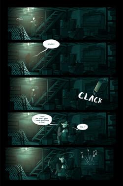 """Glow in the Dark"", short story"