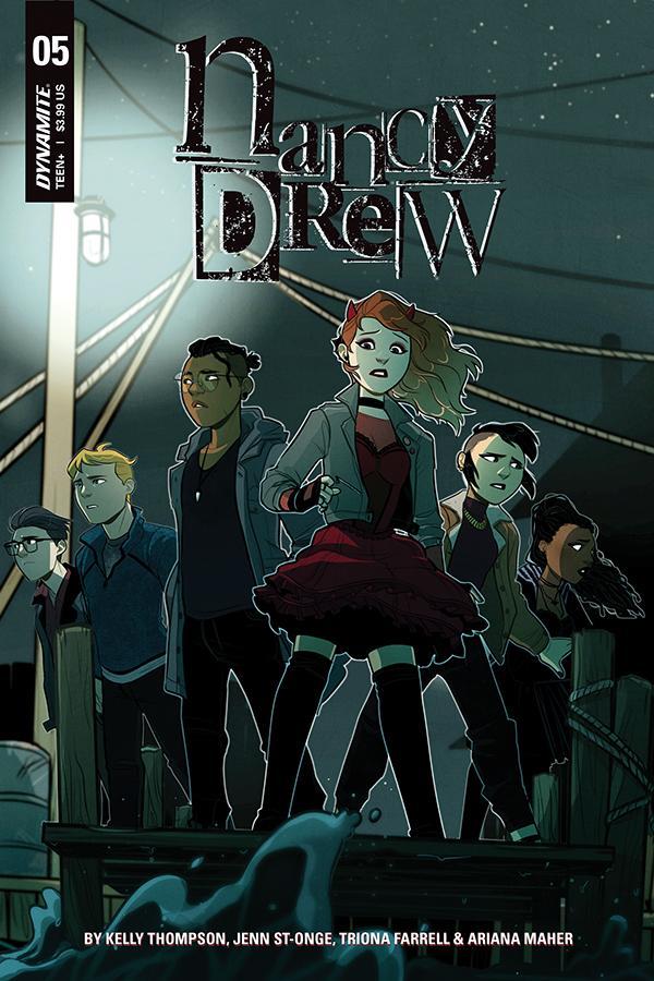 """Nancy Drew"" #5"