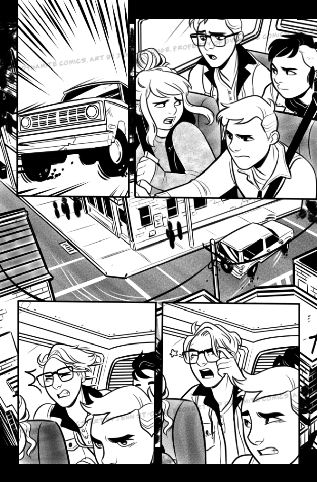 Inks sample, issue #2