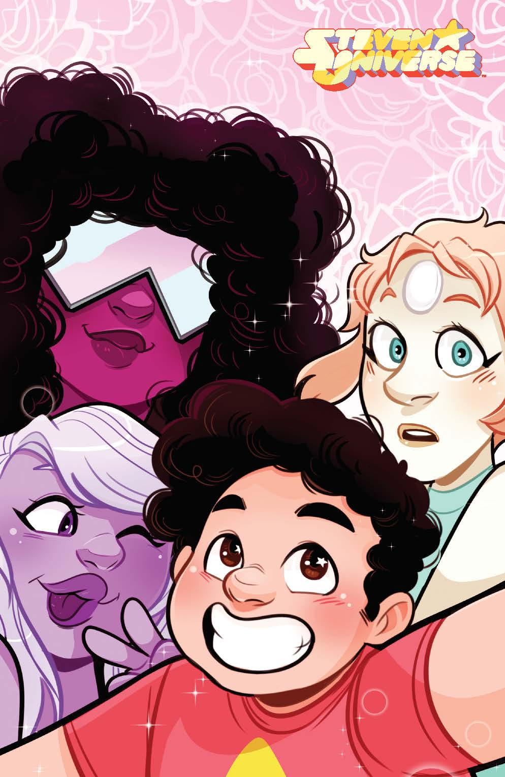 """Steven Universe"" issue 3 variant"