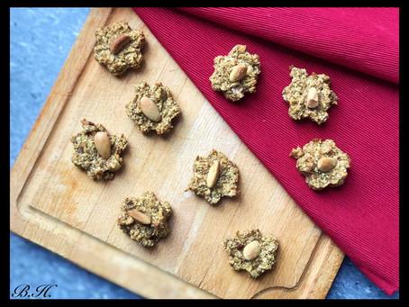 Skořicovo-jablečné vánoční sušenky
