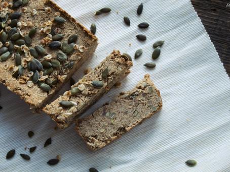 Pohankový chléb se semínky