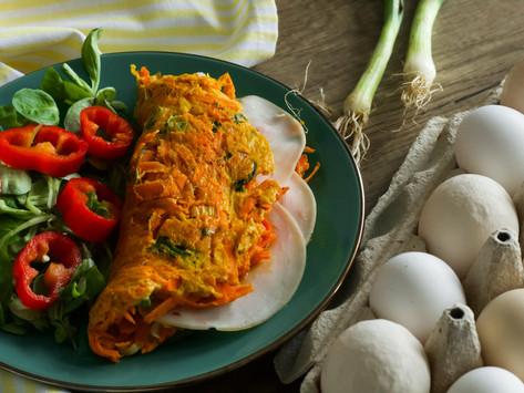 Zeleninová placka