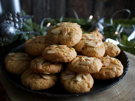 Serinakaker - norské vánoční máslové sušenky
