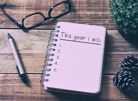 Jak vyzrát na novoroční předsevzetí?