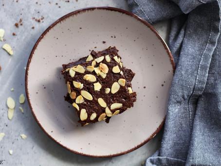 Mrkvové brownies