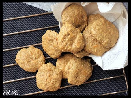 Jednoduché proteinové cookies