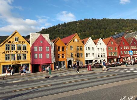 Roadtrip po Norsku