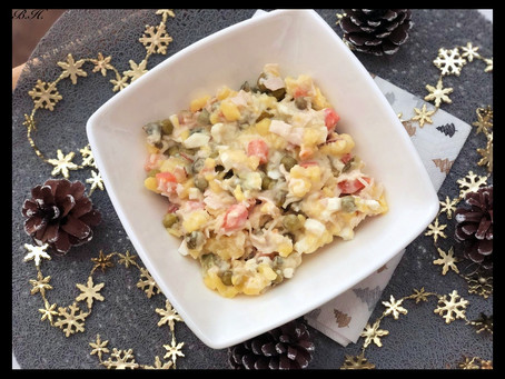 Fit bramborový salát