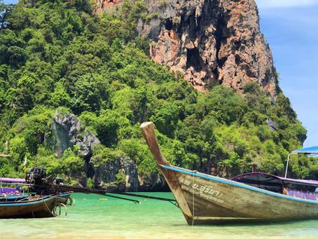 Thajsko, aneb první zápis do cestovatelského deníčku