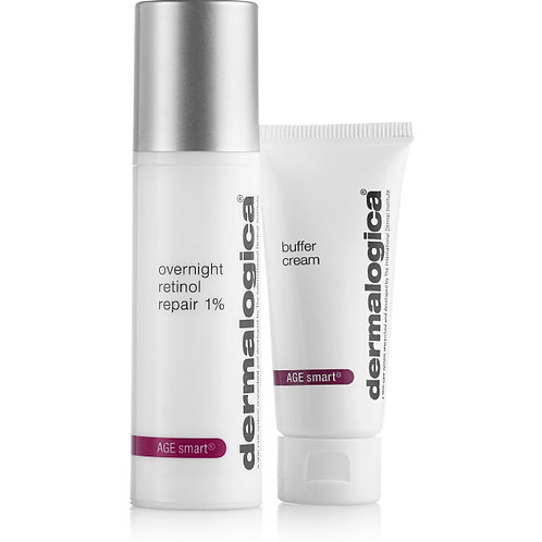 Overnight Retinol Repair 1% w/buffer cream