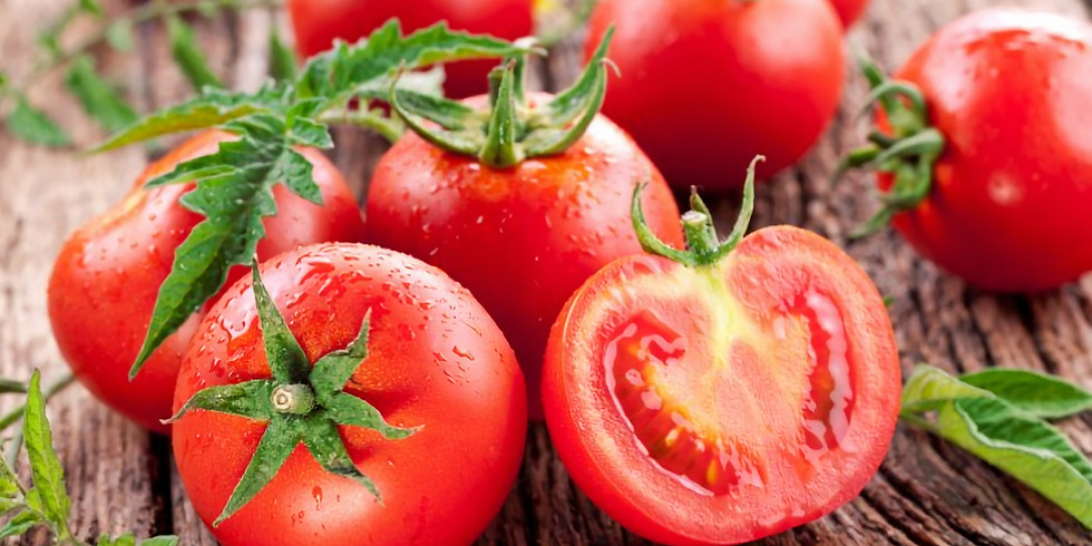 Tomato Preserving Workshop