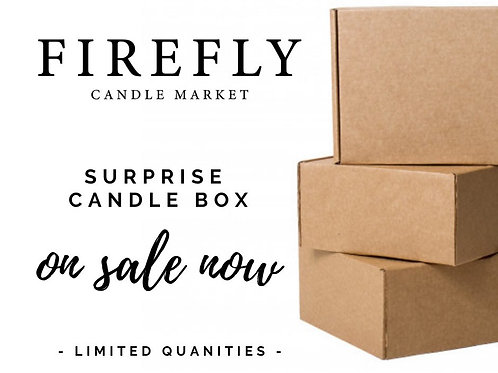 Surprise Candle Box!