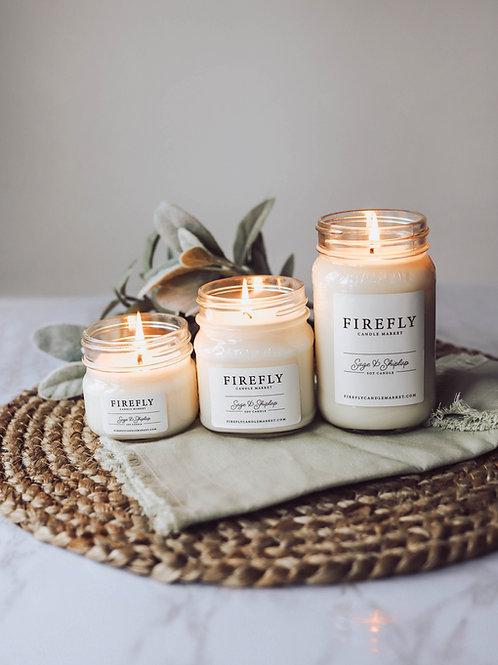 Medium Candle Box Bundle (5 candles)