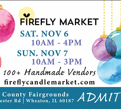 Firefly Market Holiday 1-Day Ticket