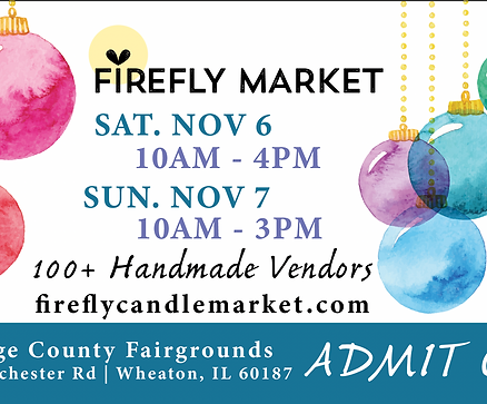 Firefly Market Holiday 5-Ticket Pack