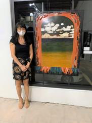 """""""Door to sea II"""" Nga Nguyen"""