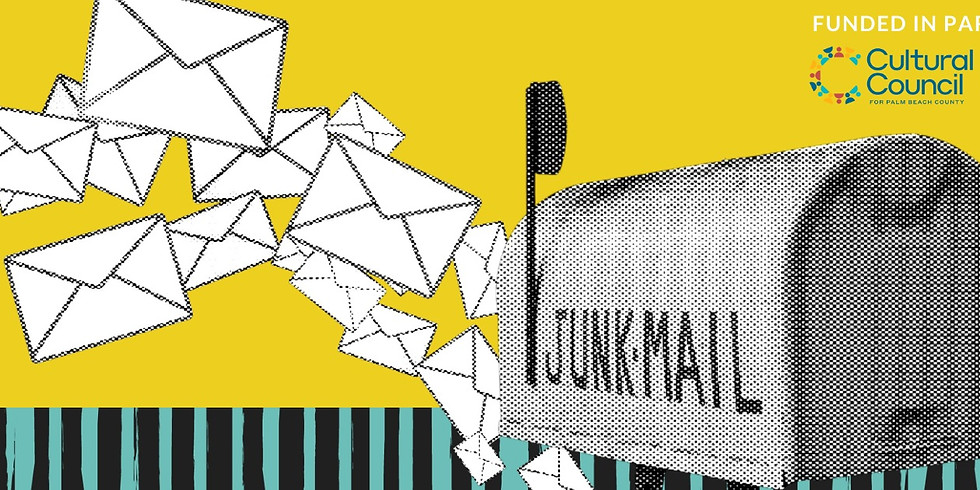 Snail Mail Workshop & Opening Reception of Junk Mail