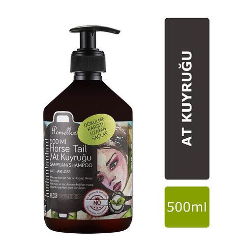 Pomellos Şampuan Horse Tail / At Kuyruğu Özlü 500 ml