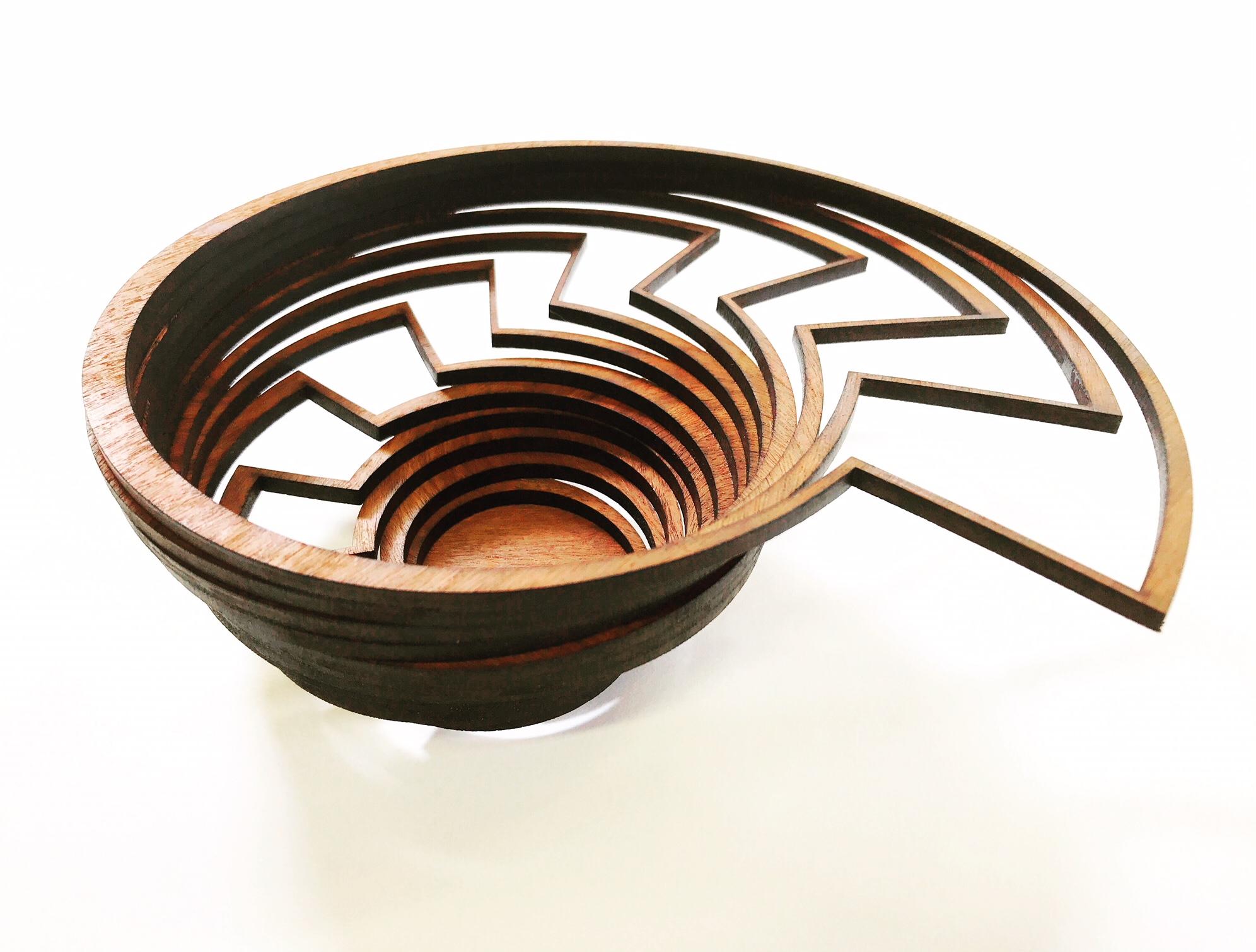 Nautilus bowl 2