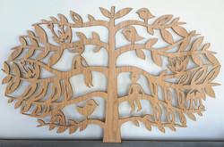 Tree of Life (cherry wood)