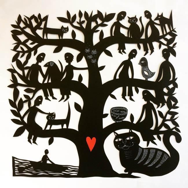 Zoe Family Tree