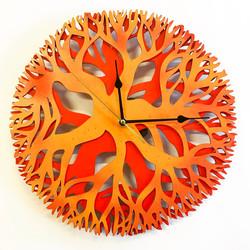 Tree Mandala clock (1)