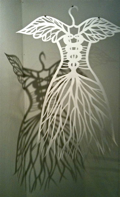 Initiation Dress, Viewpoint Exhibition