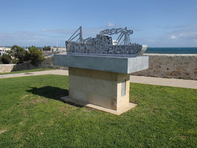 Ship of Stories, Bathers Beach, Fremantle