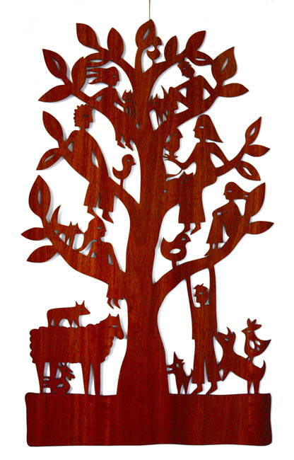 Jarrah Family Tree